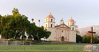 Стара Мисија Санта Барбара