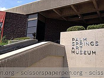 Palm Springs, Californie: Le Musée D'Art De Palm Springs