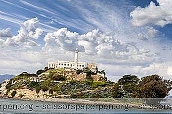 Lieux À Visiter À San Francisco, En Californie: Île D'Alcatraz