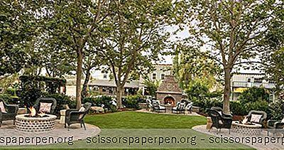 Romantisch Uitje In Santa Ynez Inn