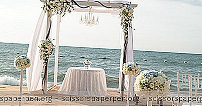 Tempat Pernikahan Santa Barbara: Romantic Santa Barbara Weddings