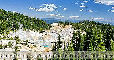 Những Việc Cần Làm Ở California: Công Viên Quốc Gia Núi Lửa Lassen