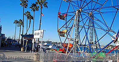 Dinge, Die In Newport Beach Zu Tun Sind, Ca: Balboa Village