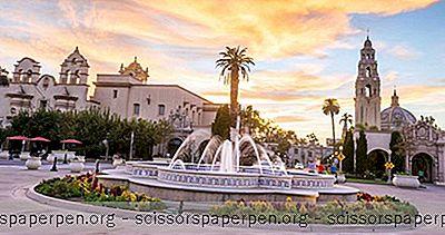 Dinge, Die Man In San Diego Unternehmen Kann: Balboa Park