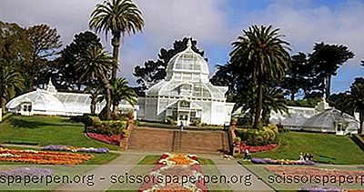 Dinge, Die Man In San Francisco, Kalifornien, Unternehmen Kann: Conservatory Of Flowers