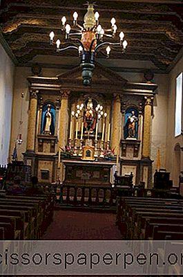Πράγματα Που Πρέπει Να Κάνετε Στην Ventura: Αποστολή Του San Buenaventura