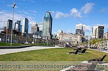 25 Най-Красивите Градове В Канада