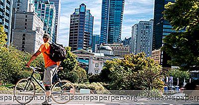 Destinasjoner - 3 Beste Vandrerhjem I Vancouver