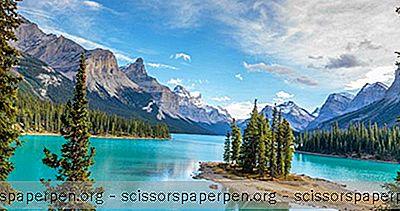 Kanada'Da Yapilacaklar: Jasper Ulusal Parkı
