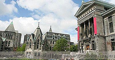 在加拿大蒙特利尔要做的事情:Redpath博物馆