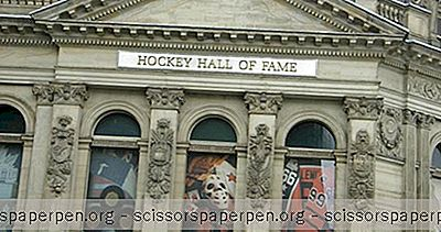 Rzeczy Do Zrobienia W Toronto, Kanada: Hockey Hall Of Fame