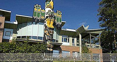 Vancouver Island Dingen Om Te Doen: Museum Op Campbell River