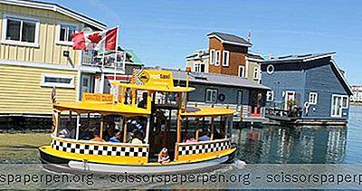Matkakohteet - Victoria, Bc Tekemistä: Fisherman'S Wharf