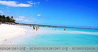 3 Pantai Santo Domingo Terbaik
