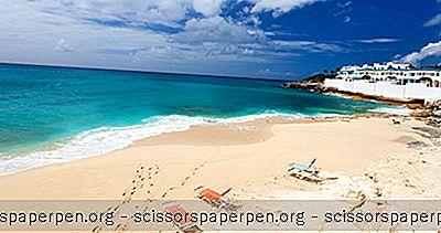 7 Beste St Maarten-Strender