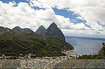 最佳时间参观圣卢西亚,天气和其他旅行提示