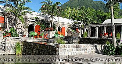 Destinasjoner - Golden Rock Inn, Nevis