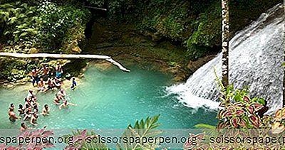 Τζαμάικα Πράγματα Που Πρέπει Να Κάνετε: Irie Blue Hole