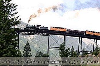 8 Cele Mai Bune Călătorii Cu Trenul Din Colorado