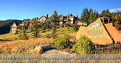 科罗拉多州假期:Taharaa Mountain Lodge,Estes Park