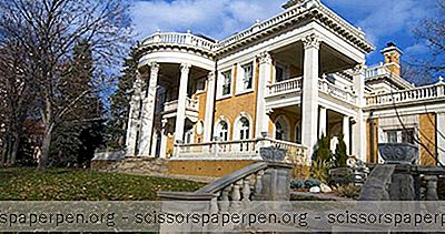 Hochzeitsorte In Denver: Grant Humphreys Mansion