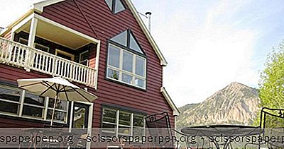 Escapadela Romântica Em Crested Butte, Colorado: O Ruby Of Crested Butte