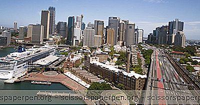 Du Lịch Trên Biển - Du Thuyền Tốt Nhất Ở Úc