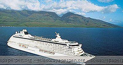 Du Lịch Trên Biển - Crystal Du Thuyền: 940-Tàu Chở Khách Với Các Tiện Nghi Sang Trọng