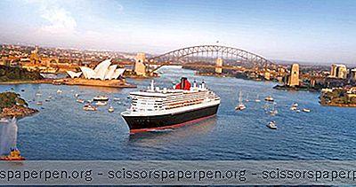 Rejsy - Rejsy Cunard: Bogaty Wystrój, Luksusowe Spa I Wykwintne Posiłki