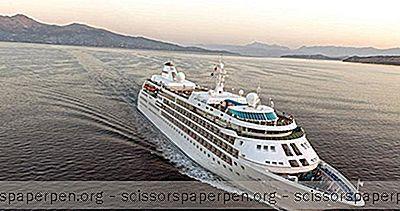 Кружна Линија Силверсеа: Луксузни Бродови За Све Апартмане КСНУМКС