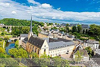 Destinacije - 25 Najbolja Mjesta Za Posjetiti U Luksemburgu