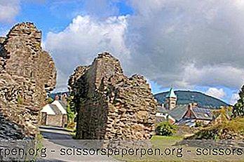 Дестинации - 25 Най-Добрите Места За Посещение В Уелс