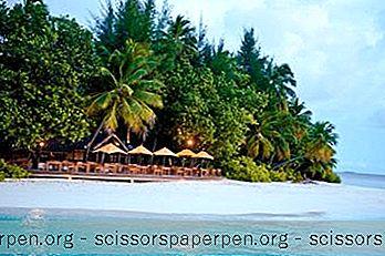 Matkakohteet - Angsana Ihuru, Ylellinen Lomakohde Malediiveilla