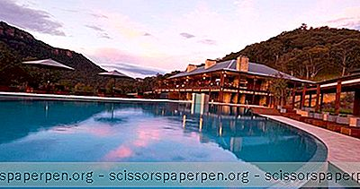 Eco Luxury À L'Emirates Wolgan Valley Resort En Australie