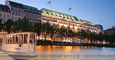 Khách SạN Fairmont Vier Jahreszeiten, Hamburg