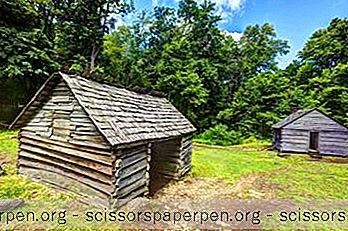 Destinácií - Národný Park Veľké Smoky Mountains