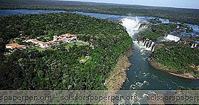 Hôtel Das Cataratas À Côté Des Chutes D'Iguazu Au Brésil