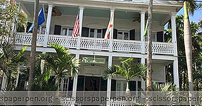 Beste Hochzeitsorte In Key West: Old Town Manor