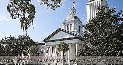 Florida Historic Capitol Museum Em Tallahassee
