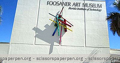 Melbourne, Fl Things To Do: Foosaner Art Museum