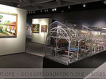 美国 - 代托纳海滩要做的事:艺术与科学博物馆