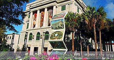佛罗里达州奥兰多要做的事情:奥兰治县地区历史中心