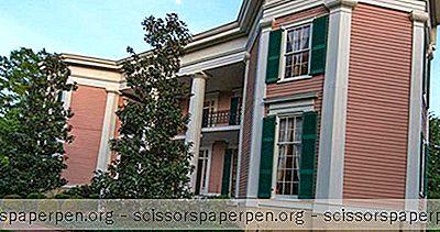 ジョージア州アテネの観光名所:TRR Cobb House