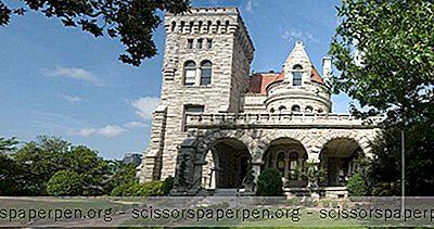 สถานที่จัดงานแต่งงานในแอตแลนตา: Rhodes Hall