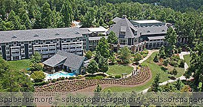 Georgian Lomakohteet: Brasstown Valley Resort & Spa