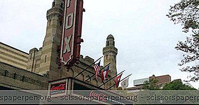 Tekemistä Atlantassa, Ga: Fox Theatre