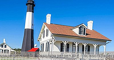 Dingen Om Te Doen Op Tybee Island, Ga: Tybee Island Light Station And Museum