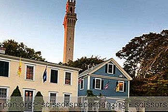 25 Labākās Romantiskās Nakšņošanas Vietas Provincetown, Ma