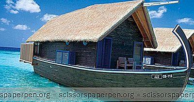 Cocoa Island: Suiten In Form Eines Bootes Auf Den Malediven