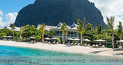 Holidays - St Regis Mauritius Feriested På Le Morne-Stranden, Et Verdensarvsted For Unesco